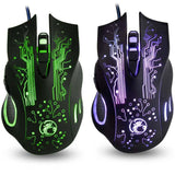 USB Wired LED Gaming Mouse