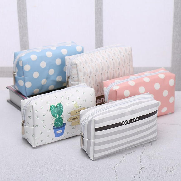 Wash Bag - Mini Wash Bag/ Make-Up Organizer