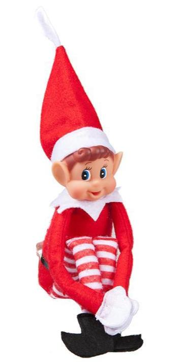 Elf on the shelf - le petit lutin de Noël