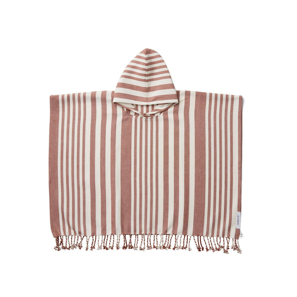 LIEWOOD - Roomie le Poncho Vieux Rose