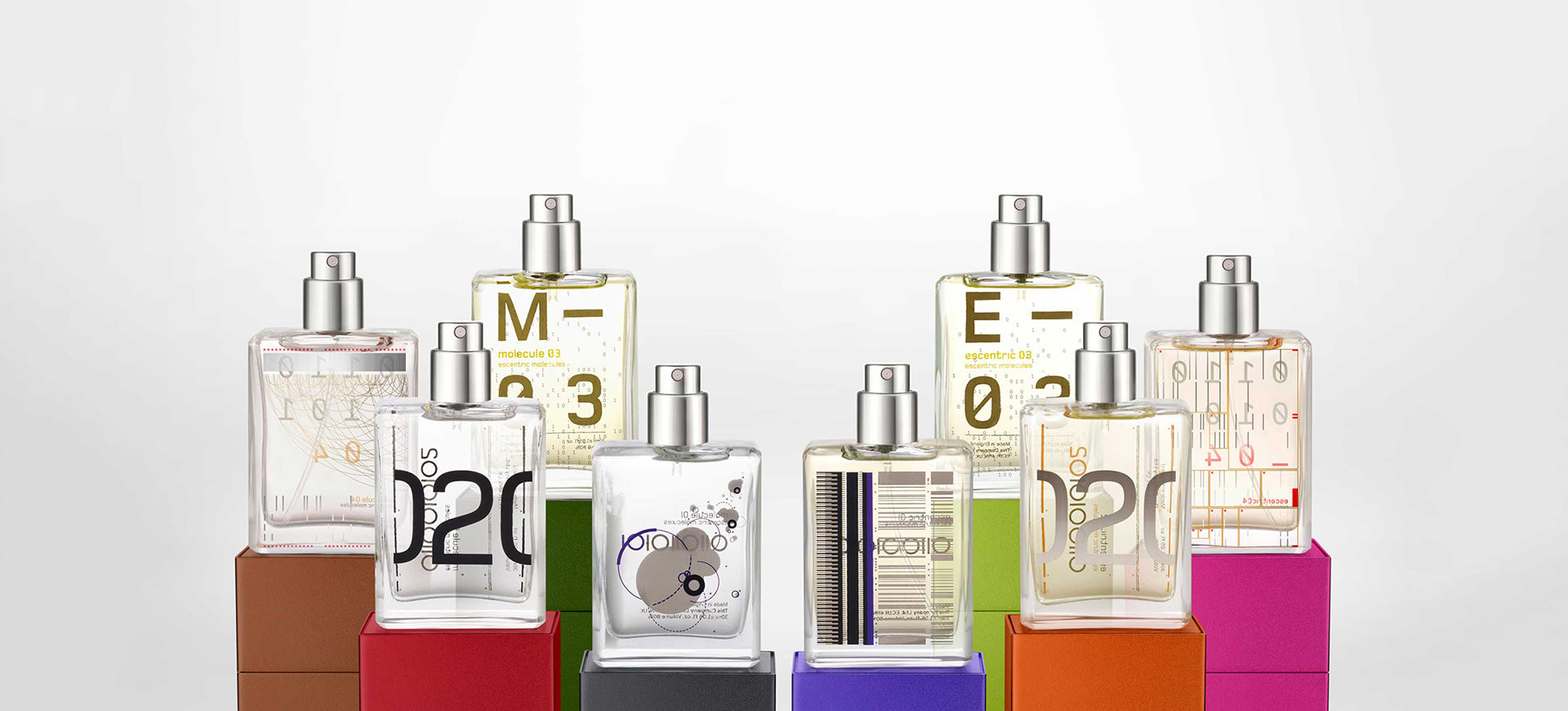 30ML portable purism.<br>Conceptual. Seductive. Collectible.