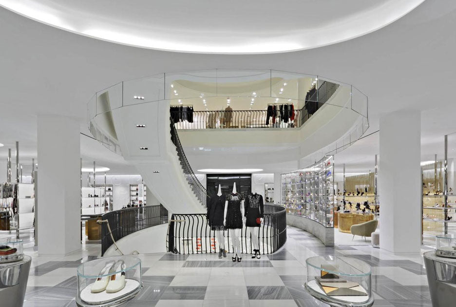 Barneys, Beverly Hills - Escentric premium stores