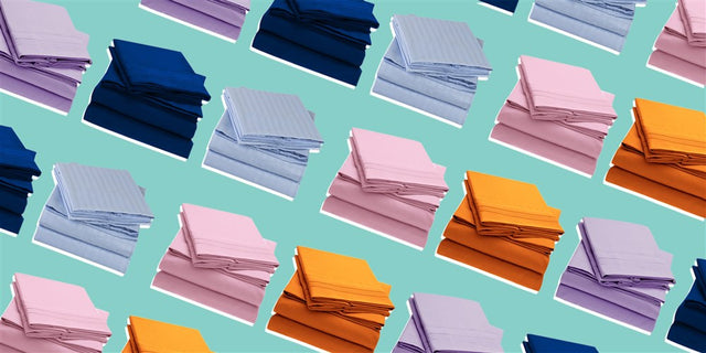We tried bed sheets with 40K reviews on Amazon — and they're perfect for summer