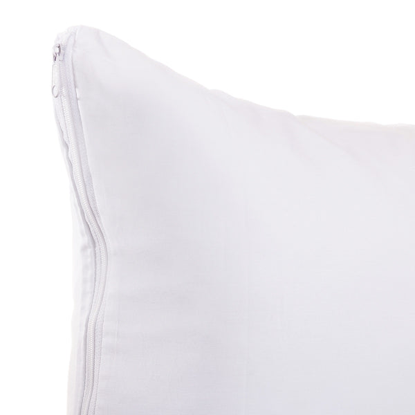 Pillow Protector Cotton Cover with Zipper