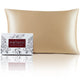 Mellanni 100% Pure Mulberry Silk Pillowcase