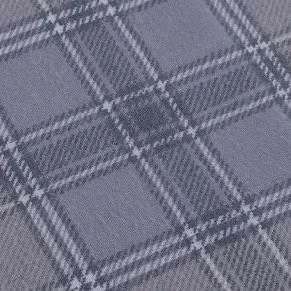 Light Gray Plaid