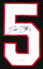 Drew Stanton Signed Cardinals Jersey (JSA) Arizona (2013–present) Michigan Sate