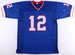 Jim Kelly Signed Buffalo Bills Jersey / 5× Pro Bowl (1987,1988,1990–1992) (JSA)