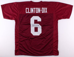 Ha Ha Clinton-Dix Signed Alabama Crimson Tide Jersey (JSA) Packers Free Safety