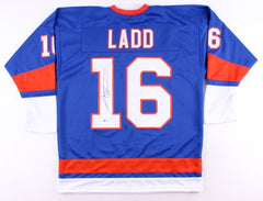 Andrew Ladd Signed Islanders Jersey (Beckett COA) New York Left Winger