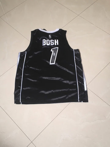Chris Bosh Signed Miami Heat Autographed Jersey