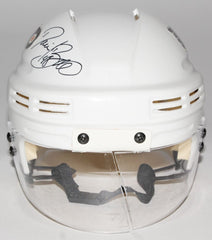 Daniel Briere Signed Flyers Mini Helmet (MAB Hologram) 18 Year NHL Veteran