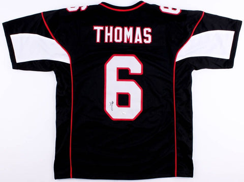 Logan Thomas Signed Cardinals Jersey (JSA Hologram)