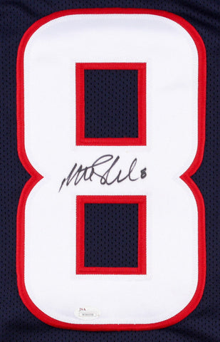Matt Schaub Signed Houston Texans Jersey (JSA COA) Pro Bowl MVP (2009)