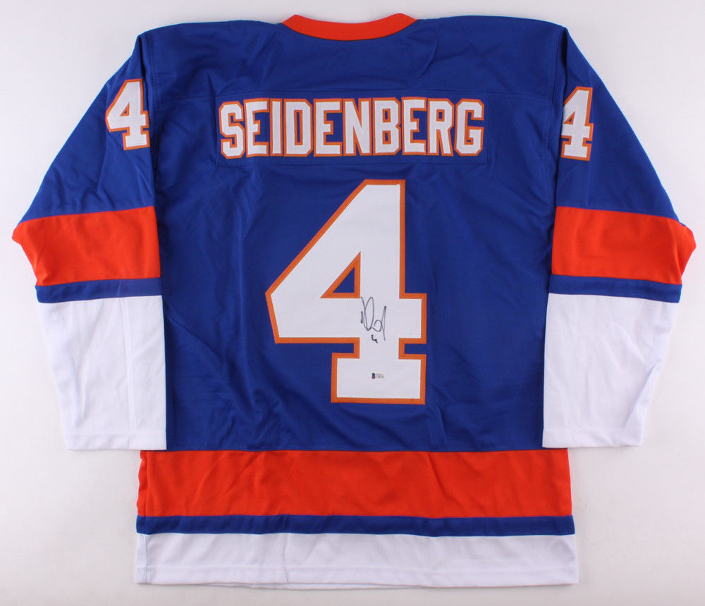 Dennis Seidenberg Signed Islanders Jersey (Beckett COA) Playing career 1999–Now