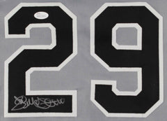Jack McDowell Signed Chicago White Sox Jersey (JSA COA) 3×All-Star (1991–1993)