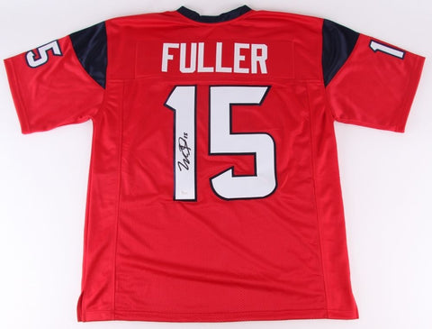 Will Fuller Signed Texans Jersey (JSA COA)  Houston's 2016 #1 Draft Pick
