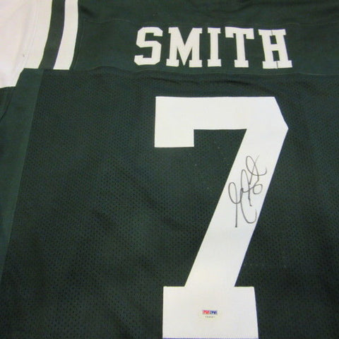 Geno Smith Signed Jets Jersey (JSA) New York Jets Quarterback (2013–2016)