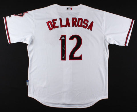 Rubby De La Rosa Signed Diamondbacks Jersey (PSA) Arizona Starting Pitcher