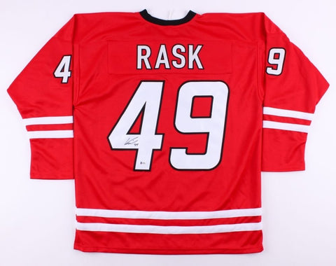 Victor Rask Signed Hurricanes Jersey (Beckett)  Playing career  2010–present