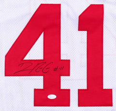 Dominique Rodgers-Cromartie Signed New York Giants Jersey (JSA COA)