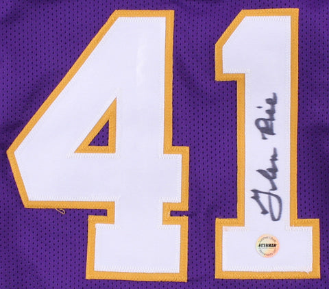 Glen Rice Signed Los Angeles Lakers Jersey (Fiterman Sports Hologram)