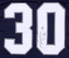Andrew Sendejo Signed Rice Owls Jersey (TSE COA) Vikings Strong Safety