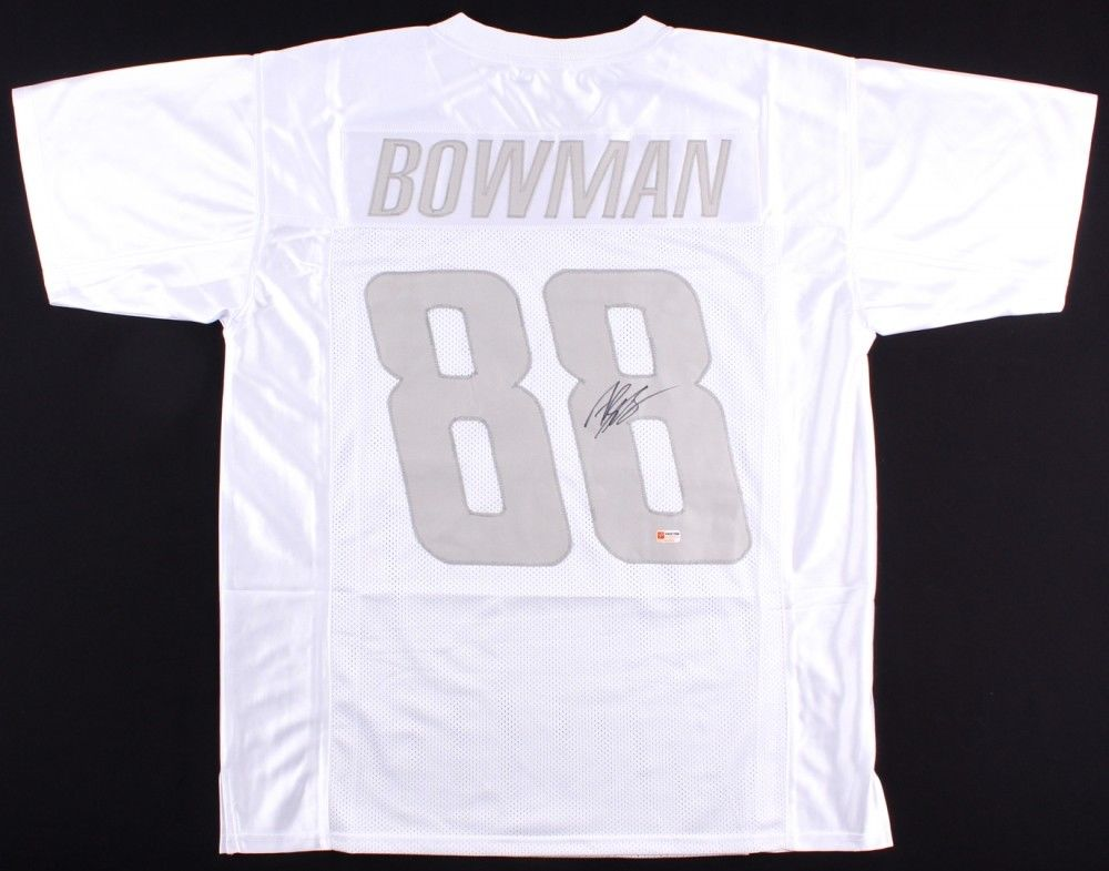 Alex Bowman Signed NASCAR Custom Stitched #88 White Driver's Suit / Jersey (PA)