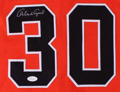 Orlando Cepeda Signed Giants Jersey (JSA ) 1967 NL MVP / 11x All Star / 1958 ROY
