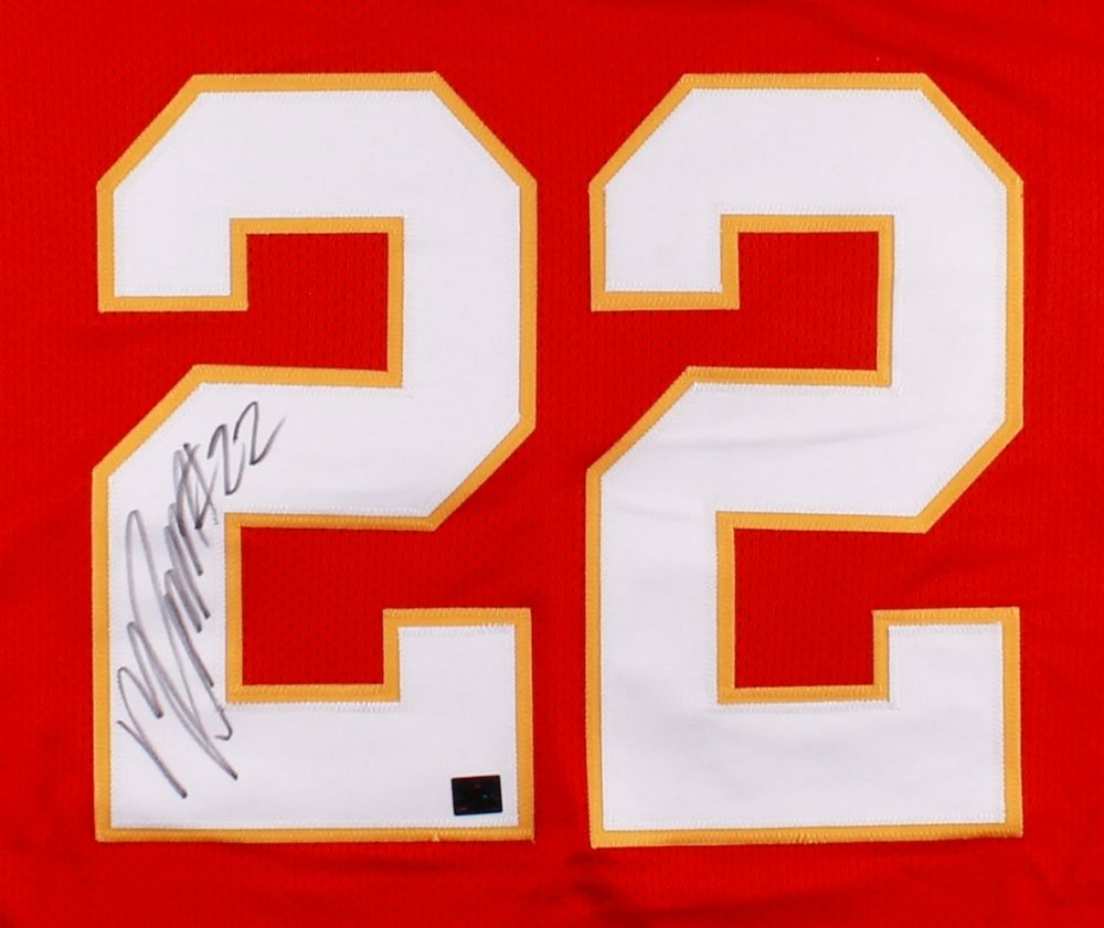 timeless design 09ff7 f2c0d Marcus Peters Signed Chiefs Jersey (Peters Hologram) 2× Pro Bowl (2015,  2016)