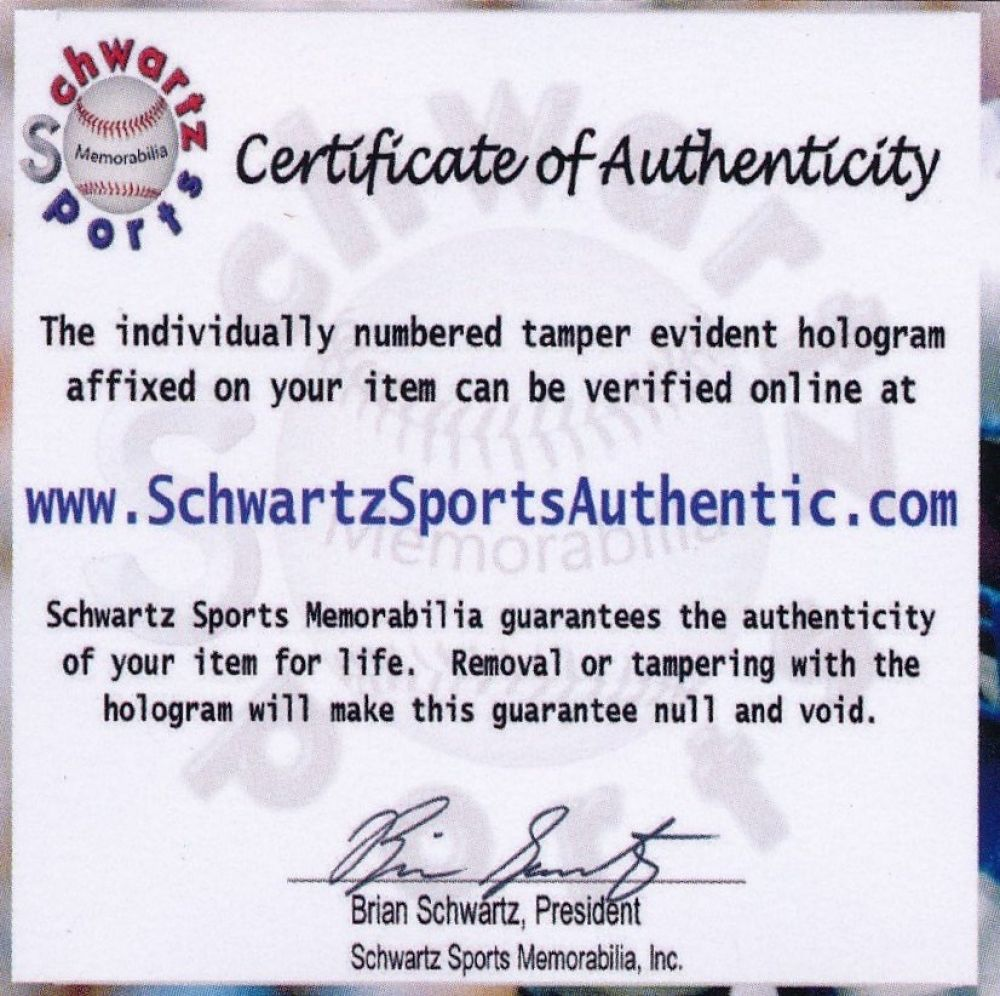 Ben Zobrist Signed Cubs Jersey (Schwartz) 3x All Star / 2015 &16 World Champion