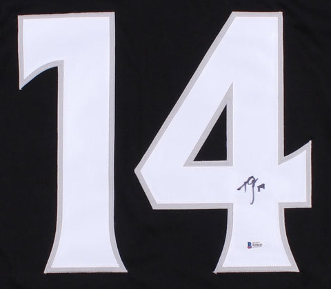 Tom Gilbert Signed Kings Jersey (Beckett) Playing career  2006–present