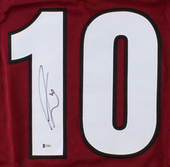 Anthony Duclair Signed Coyotes Jersey (Beckett COA) Playing career 2014–present