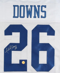 Michael Downs Signed Cowboys Throwback Jersey (Gridiron Legends COA)