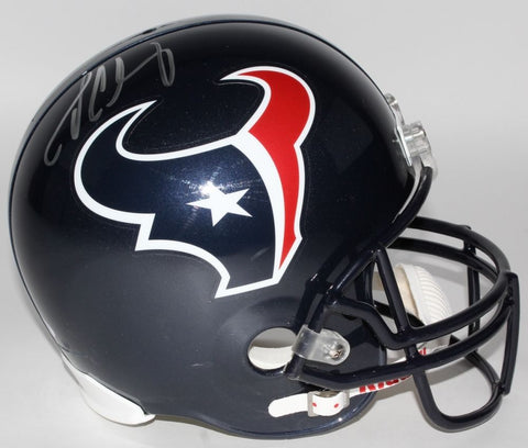 Jadeveon Clowney Signed Texans Full-Size Helmet (PSA Hologram) Pro Bowl (2016)