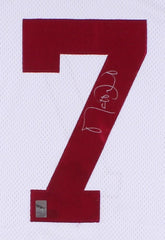 Matt Leinart Signed Arizona Cardinals Throwback Jersey (Leinart Hologram)