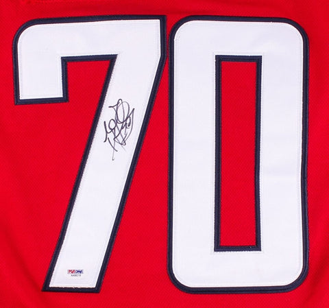 Braden Holtby Signed Capitals Jersey (PSA COA) Playing career 2009–present