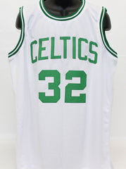 Kevin McHale Signed Boston Celtics Jersey (JSA) 7x All Star / 3 x NBA Champion
