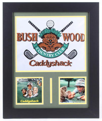 """Caddyshack""  20x24  Custom Framed Photo Display / A Must Have for your Man Cave"