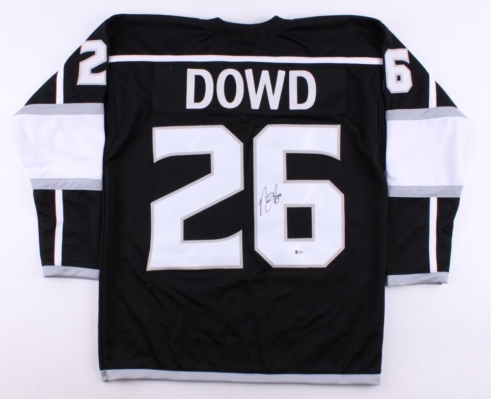 Nic Dowd Signed Kings Jersey (Beckett) Playing career 2014–present