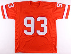 Gerald McCoy Signed Tampa Bay Buccaneers Jersey (JSA COA) Creamsicle Throwback