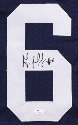 Gerald Hodges Signed Penn State Jersey (JSA COA) Saints Outside Linebacker
