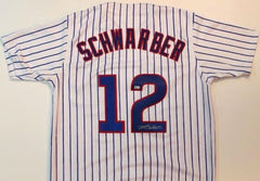 Kyle Schwarber Signed Chicago Cubs Jersey / 2016 World Champions / COA