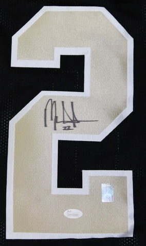 Mark Ingram Signed Saints Jersey (JSA & Ingram Holo) #22 Current number