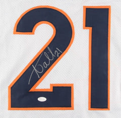 Aqib Talib Signed Broncos Jersey (JSA) 4× Pro Bowl (2013–2016) Defensive Back