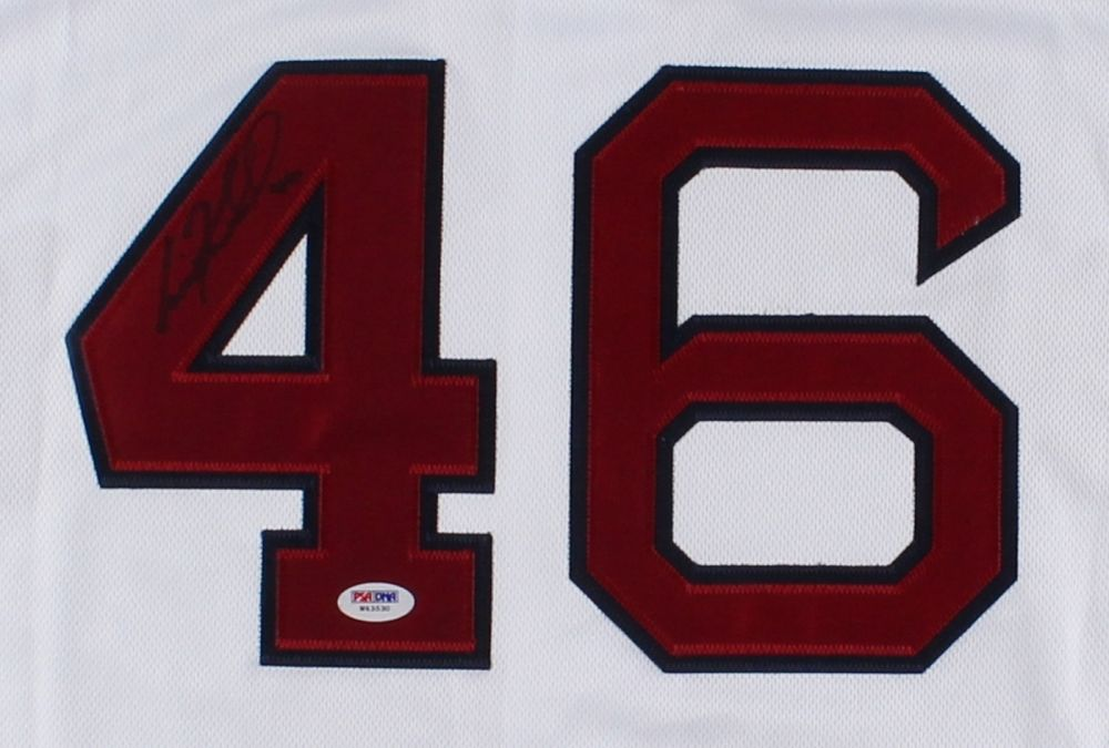 newest collection 4e78b a12ff Craig Kimbrel Signed Red Sox Jersey (PSA) Boston's 5x All Star Closer