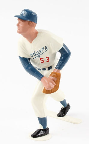 "Don Drysdale Dodgers Hartland 7"" Figurine with Original Box and Packaging 1990"