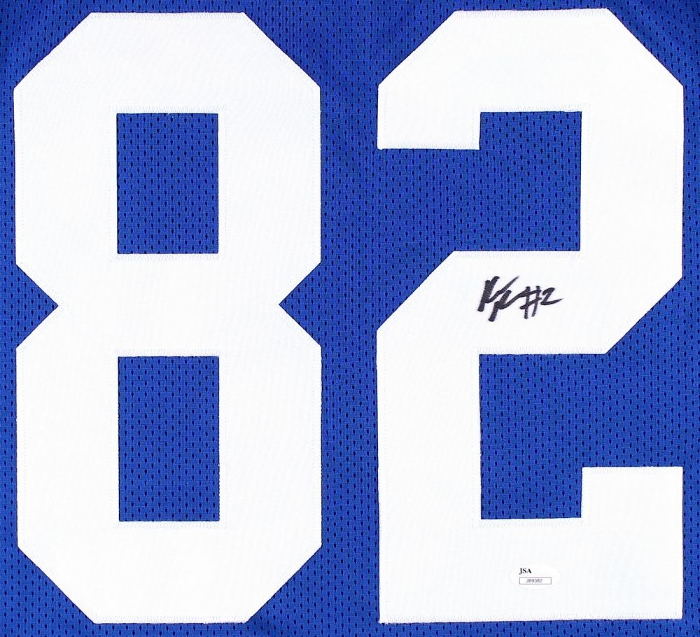 Rueben Randle Signed New York Giants Jersey (JSA COA ... 234f14f92