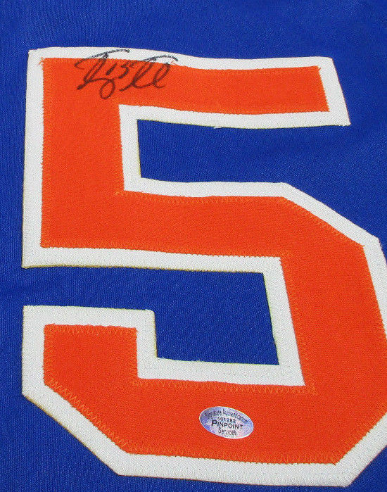 sale retailer 076a2 ed350 Tim Tebow New York Mets signed jersey /Mets Minor Leaguer / Former Florida  Gator