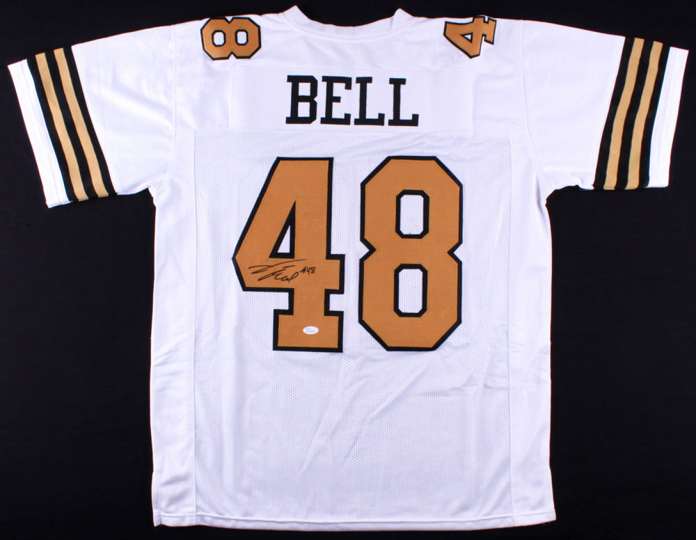 c5d16564b Vonn Bell Signed New Orleans Saints Jersey (JSA) Ohio State Buckeyes S –  confinescollectibles.com